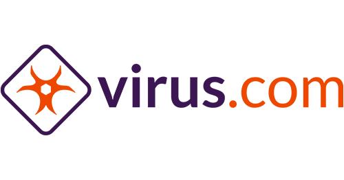 virus.com Logo
